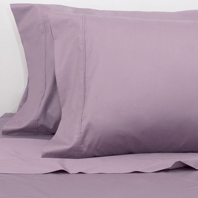 Lilac 400 Thread Count Pillow Case