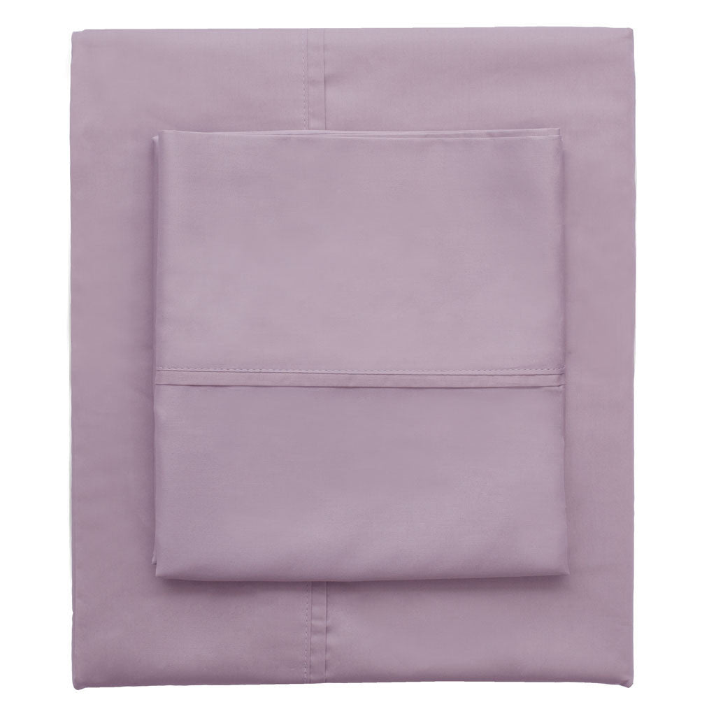 Bedroom inspiration and bedding decor | Lilac 400 Thread Count Sheet Set (Fitted, Flat, & Pillow Cases)s | Crane and Canopy