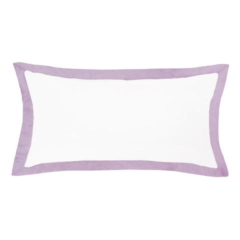 Bedroom inspiration and bedding decor | The Linden Lilac Throw Pillow | Crane and Canopy