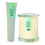Lotus Flower Soy Candle & Lotion Set