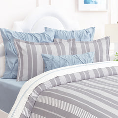 Great site for designer bedding | The Marina Grey
