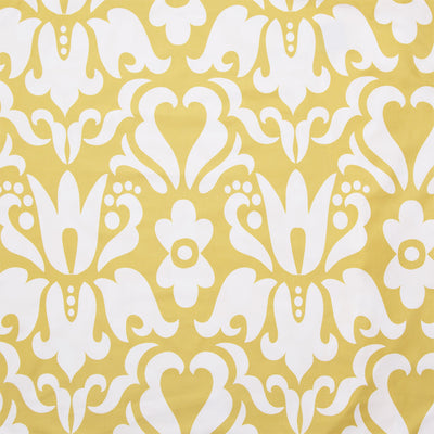 Montgomery Yellow Fabric Swatch