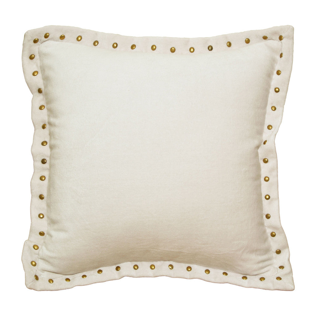 Bedroom inspiration and bedding decor | Cream Studded Pillow Duvet Cover | Crane and Canopy