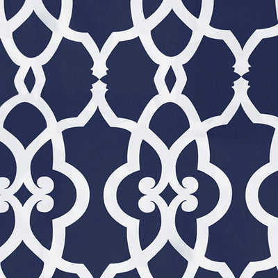 Navy Pacific  Fabric Swatch