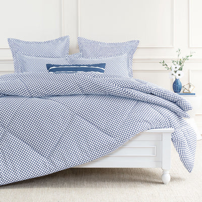 Page Blue Comforter