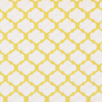 Yellow Cloud Fabric Swatch