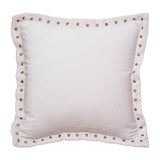 Pale Pink Studded Pillow