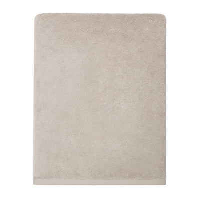 Plush Light Beige Bath Sheet