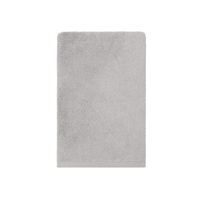Plush Mist Grey Hand Towel