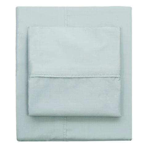 The Porcelain Green 400 Thread Count Sheets