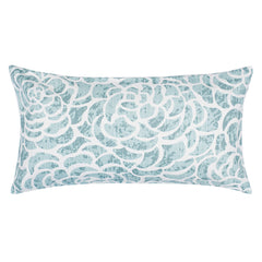 The Seafoam Peony Throw Pillow Crane Amp Canopy