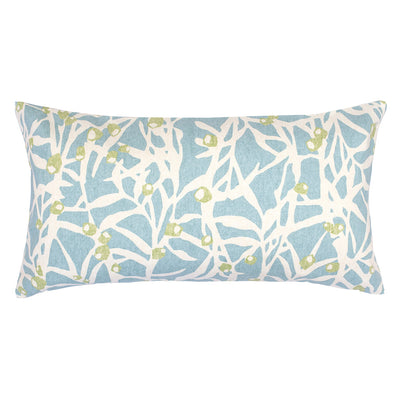 Sky Berries Throw Pillow
