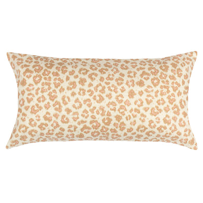 Bedroom inspiration and bedding decor | The Pink Leopard Print Throw Pillow Duvet Cover | Crane and Canopy