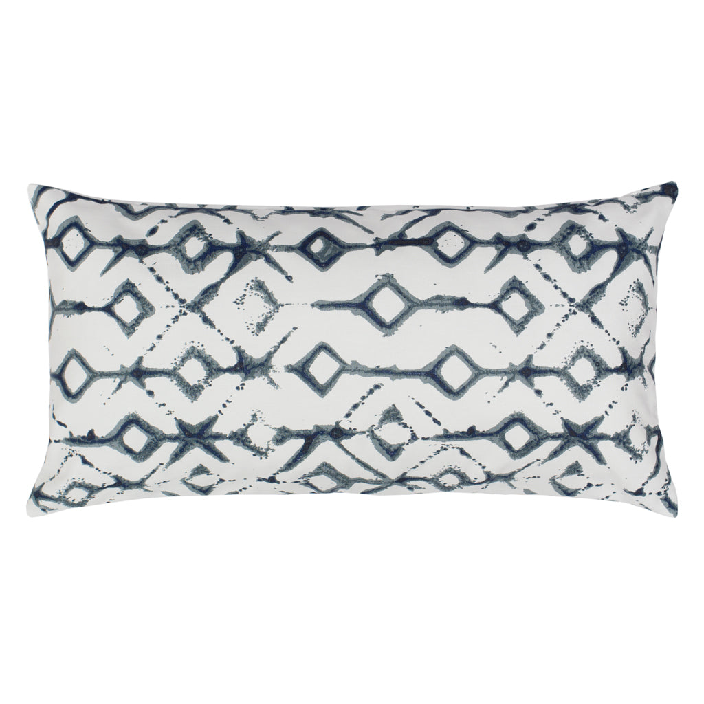 Bedroom inspiration and bedding decor | The Grey Shibori Throw Pillows | Crane and Canopy