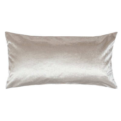 Pearl Crinkle Velvet Throw Pillow