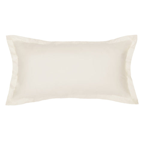 The Peninsula Cream Throw Pillow