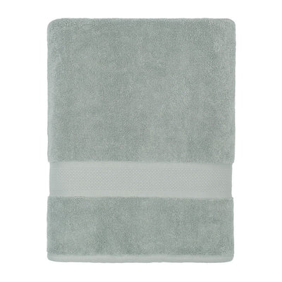 Classic Green Bath Sheet Two Pack