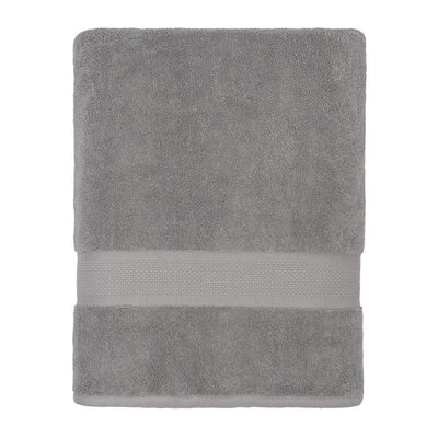 Bedroom inspiration and bedding decor | Classic Grey Bath Sheet Two Packs | Crane and Canopy