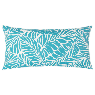 Turquoise Islands Throw Pillow