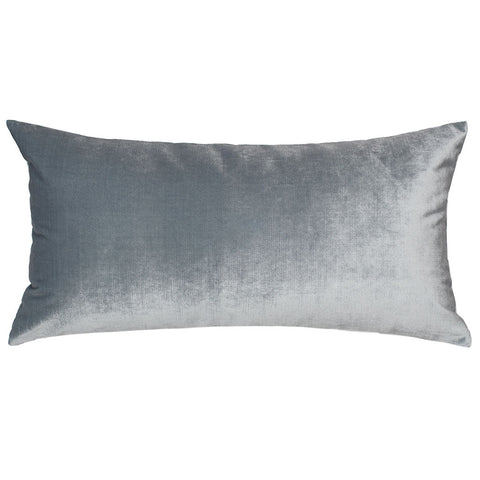 Bedroom inspiration and bedding decor | The Mist Velvet Throw Pillow | Crane and Canopy