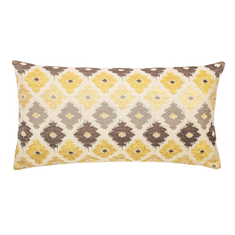 The Yellow Flowers Throw Pillow