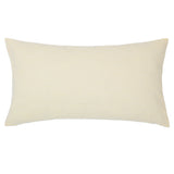 Yellow Seersucker Throw Pillow