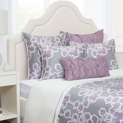 bedroom inspiration and bedding decor the ashbury lilac duvet cover crane and canopy - Liliac Bedding