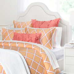 Bedroom inspiration and bedding decor | The Avery Citrus | Crane and Canopy