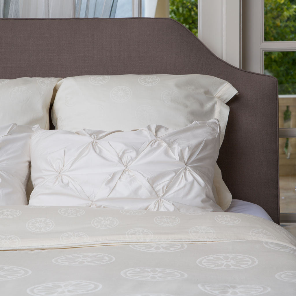 Bedroom inspiration and bedding decor | The Balboa Duvet Cover | Crane and Canopy