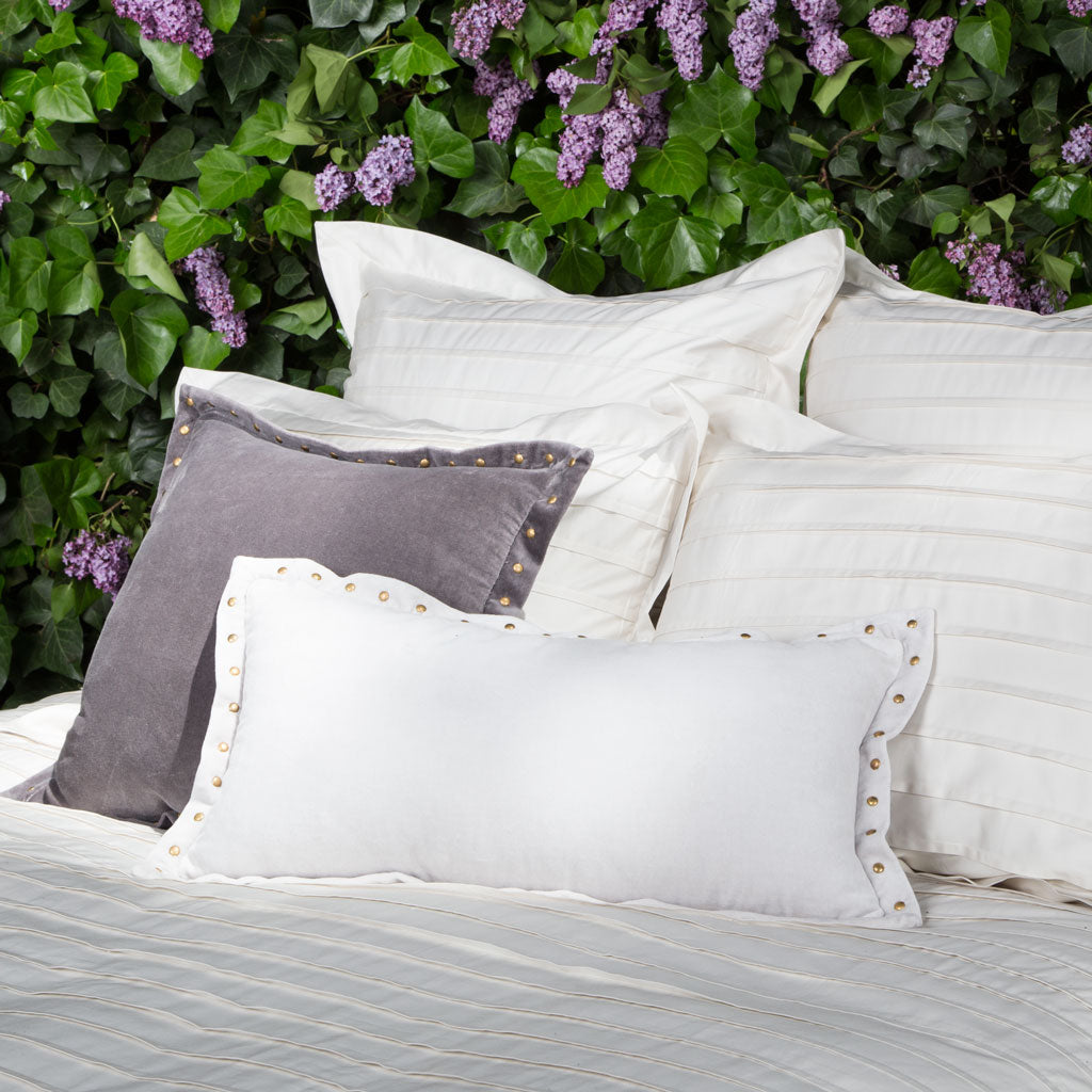 High Quality Bedroom Inspiration And Bedding Decor | The Cortland Off White Duvet Cover  | Crane And