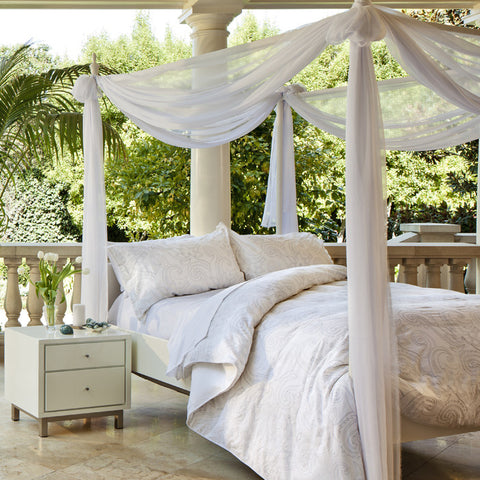 Bedroom inspiration and bedding decor | The Dolores Duvet Cover | Crane and Canopy