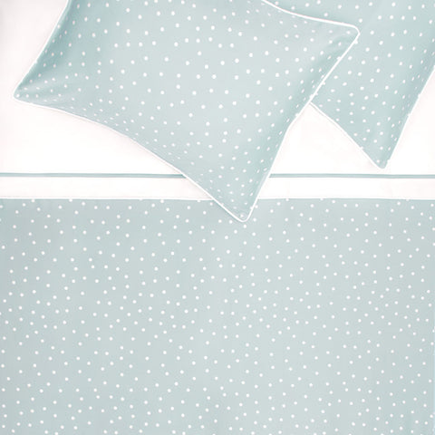 Bedroom inspiration and bedding decor | The Elsie Green Duvet Cover | Crane and Canopy