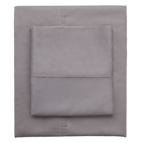 The English Grey 400 Thread Count Sheets