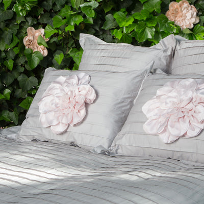 Bedroom inspiration and bedding decor | Floral Belles Bedding Accessories Duvet Cover | Crane and Canopy