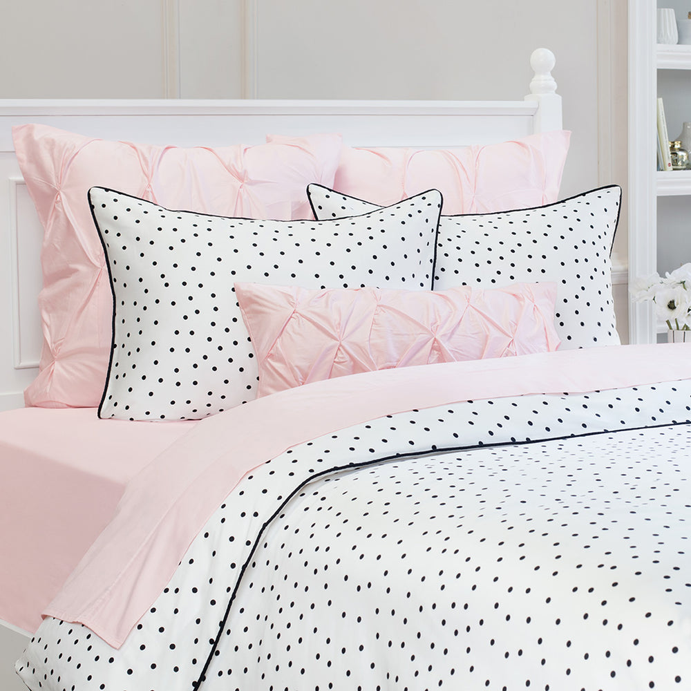 Bedroom Inspiration And Bedding Decor | The Harper Black And White Duvet  Cover | Crane And