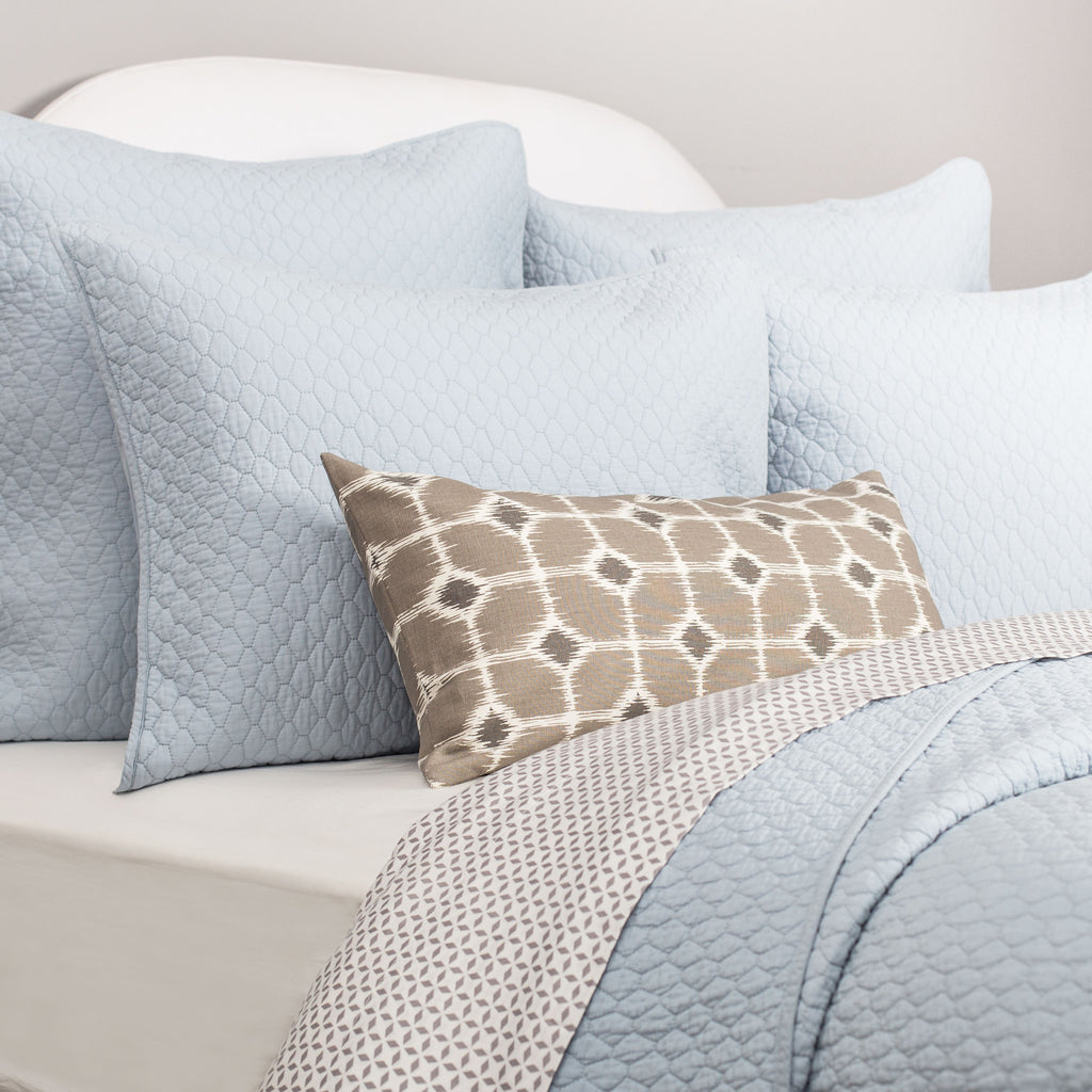Light Blue Twin Bedding