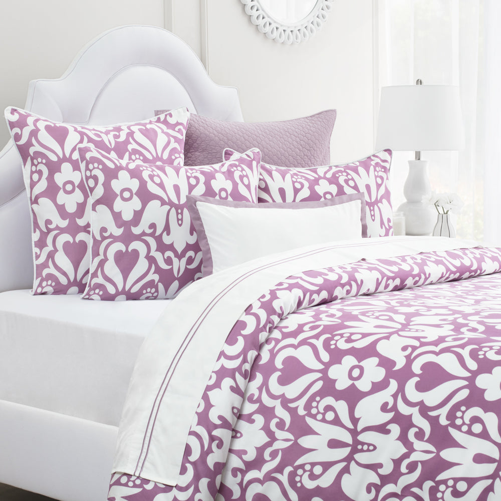 Bedroom Inspiration And Bedding Decor   The Montgomery Berry Duvet Cover    Crane And Canopy
