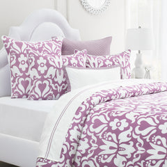 Bedroom inspiration and bedding decor | The Montgomery Berry | Crane and Canopy