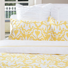 Great site for designer bedding | The Montgomery Yellow