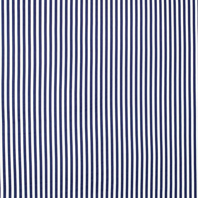Navy Blue Striped Swatch