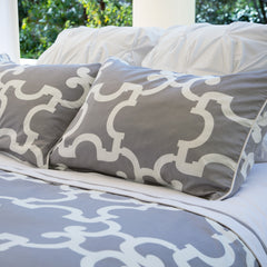 Great site for designer bedding | The Noe Grey