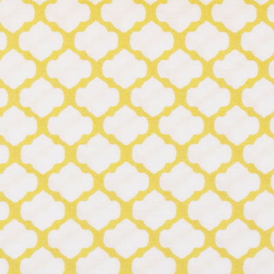 Yellow Cloud Flat Sheet