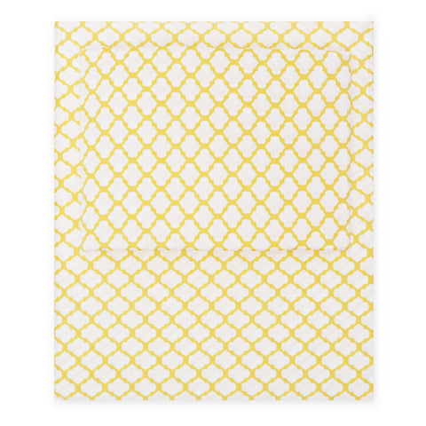 The Yellow Cloud Sheet Set