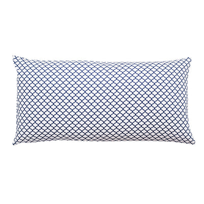 Blue Cloud Throw Pillow