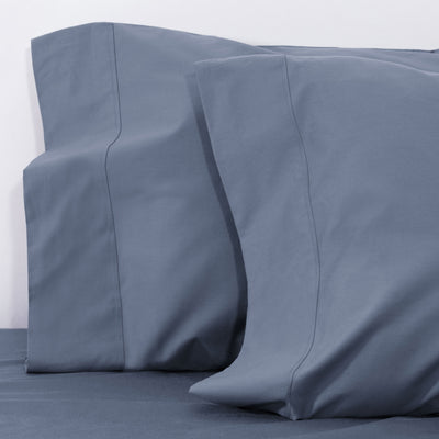 Slate Blue 400 Thread Count Pillow Case
