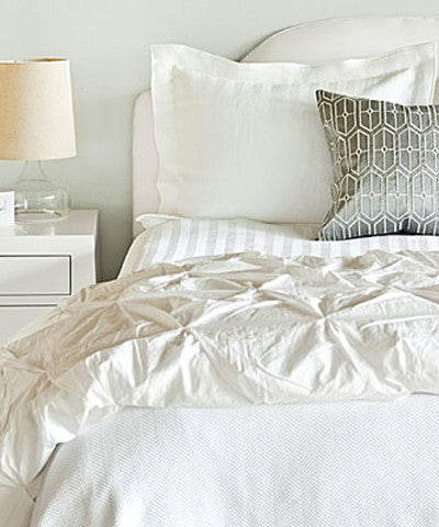 Crane and Canopy Designer Bedding as seen in Southern Living