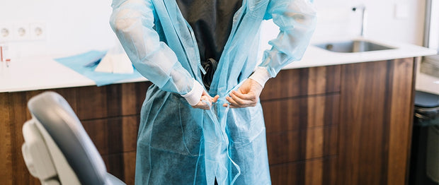 Disposable Isolation Gowns- FDA Registered