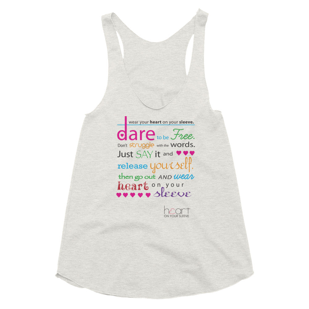 Dare - Ladies Tank
