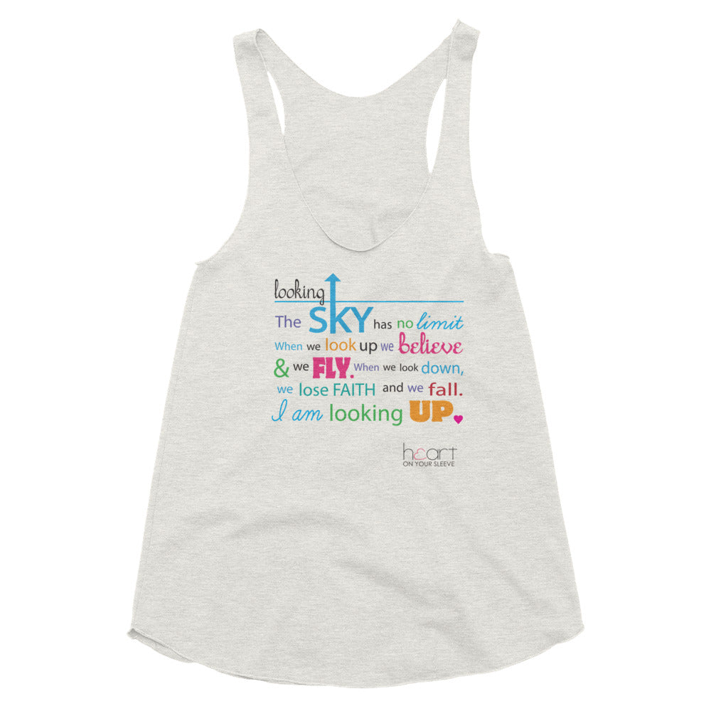 Looking Up - Ladies Tank