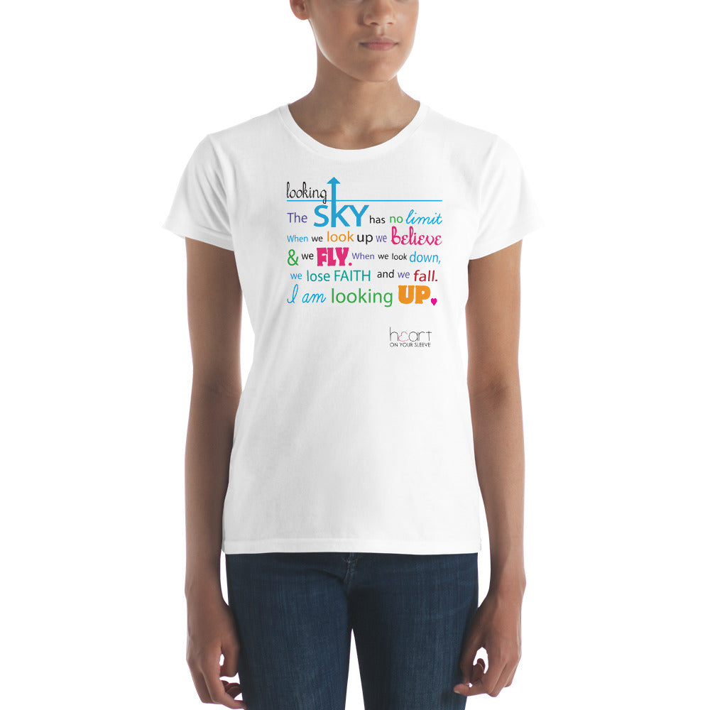 Looking Up - Ladies Shirt